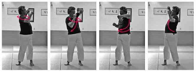 tenshikei solo exercise