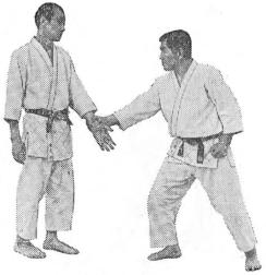 gyaku gamae